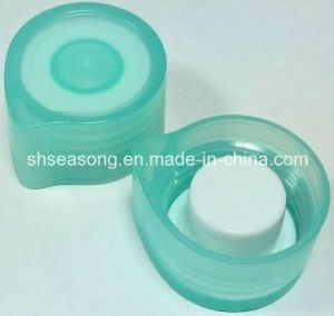 Plastic Cap with Silicon / Bottle Cap / Bottle Closure (SS4310) pictures & photos