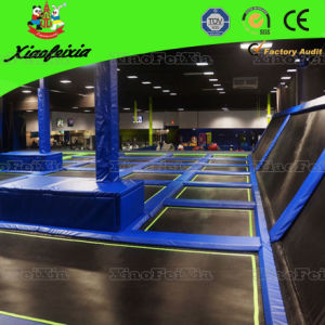 New Style Indoor Trampoline Park (14-16-1) pictures & photos