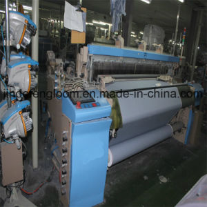 2 Nozzle Air Jet Loom Weaving Machine with Cam Shedding pictures & photos