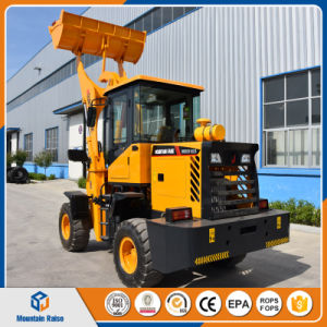China Factory 916 1.2ton Farm Mini Wheel Loader pictures & photos