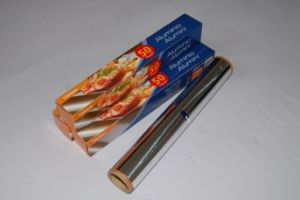 Chinese Manufacturer Supplier Aluminium Foil Roll pictures & photos
