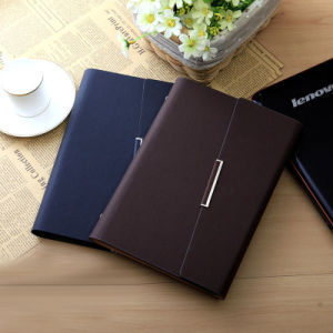 Leather Bound Journal / Leather Journal Planner / Leather Notebook Printing pictures & photos