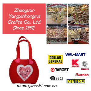 Valentine Decoration (ZY13L885-1-2) Free Sample for Valentine Gift Valentine One pictures & photos
