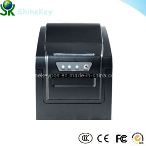 Front Paper Loading POS Thermal Receipt Printer pictures & photos
