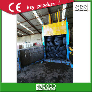 Tyre Baler Machine pictures & photos