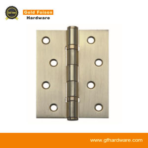 Iron Door Hinge / Door Lock Hardware (3X2.5X2.5) pictures & photos