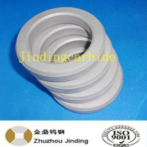 Tungsten Carbide Roll with Wear Resistance pictures & photos