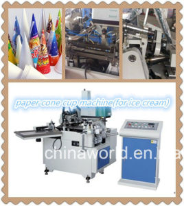 Paper Cone Forming Machine (ice cream) pictures & photos