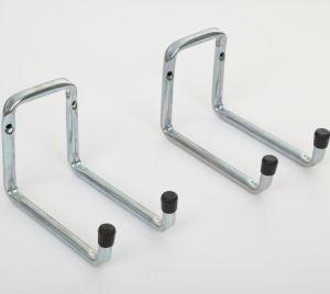 Steel Double Hook for Warehouse, Garage, Toolroom, Storeroom pictures & photos