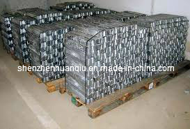 Aluminum Ingot with High Purity and Competitive Price