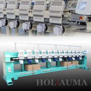 The Best High Speed 8 Heads Industrial Embroidery Machines for Sale pictures & photos