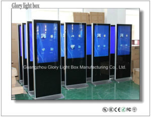 32′′ Wall Mount Full HD WiFi 3G Digital Signage Advertising LED Display Screen for Advertising pictures & photos