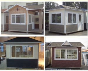 Portable Cabin for Shop, Coffee Shop Using pictures & photos