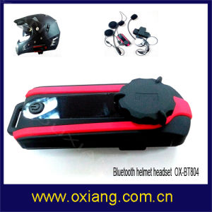 800m Motorcycle Helmet Bluetooth Intercom System pictures & photos