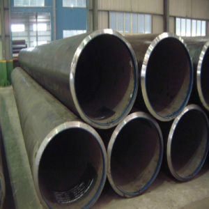 LSAW Longitudinal Submerged Arc Welded Carbon Steel Pipe (LSAWCSP)