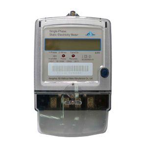 Single Phase Electronic Energy Meter (XLE12 Type120)
