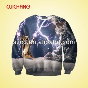Custom Sublimation Sweater for Men pictures & photos