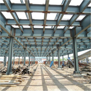 Light Steel Structure Building for Industrial Workshop pictures & photos