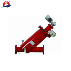 """6"""" Dn150 Motor Drive Y Shaped Jkay Series Self Cleaning Filter pictures & photos"""