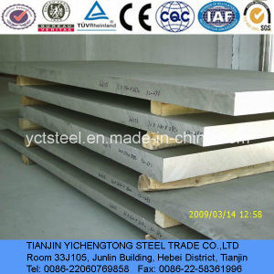 Aluminum Plate with PVC Film (YCT-AL-06) pictures & photos