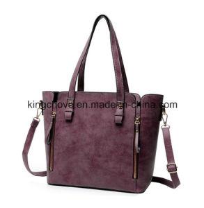 Latest PU Fashion Tote Handbag Style (KCH274) pictures & photos