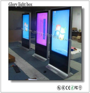 WiFi/3G/Android 55 Inc LCD Media Player/Advertising Display/Digital Signage pictures & photos