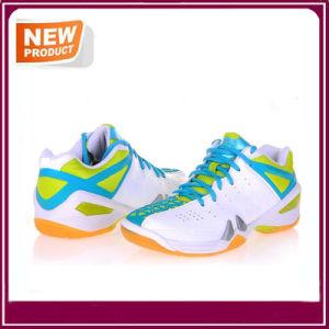 New Men′s Fashion Badminton Shoes Sport Shoes pictures & photos