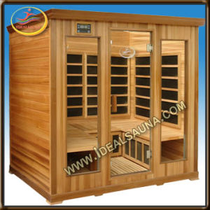 Good Quality Best Design Sauna House (IDS-LC40)