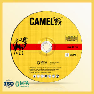 Camel Metal Grinding Wheel pictures & photos