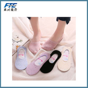 Ladies Women Girl Invisible Breathable Socks pictures & photos