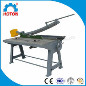 Hand Guillotine Shear (Metal Plate Cutting Machine KHS-1000 KHS-1250) pictures & photos