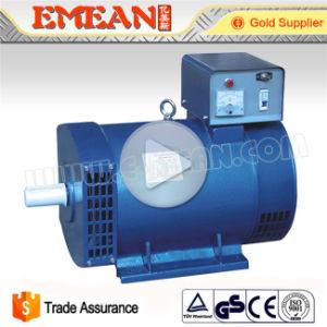 10kw Three Phase Synchronous Brush AC Alternator Generator (STC-10) pictures & photos