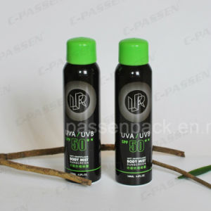 Aluminum Aerosol Can for Body Sunscreen Mist Spray (PPC-AAC-045) pictures & photos