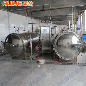 Retort Sterilizer for Canned Food pictures & photos