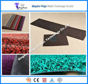 PVC Spike Backing Car Mats pictures & photos