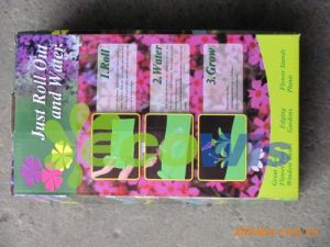 Flower Garden Mat Roll China Manufacutrer pictures & photos