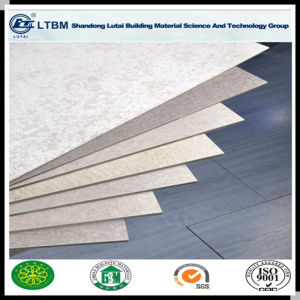 Water Resistance Cellulose Fiber Cement Board for Partition pictures & photos
