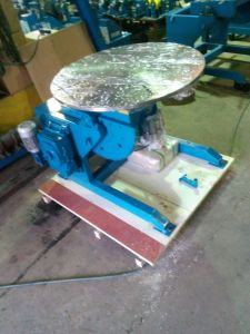 3000kg Welding Positioner/Welding Tuntable/Welding Positioner Turntable pictures & photos
