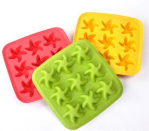 Custom Shape Silicone Ice Cube with Food Grade Silicone pictures & photos