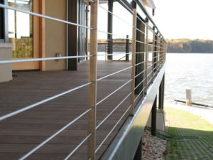 Stainless Steel Wire Balustrade (PR-09) pictures & photos