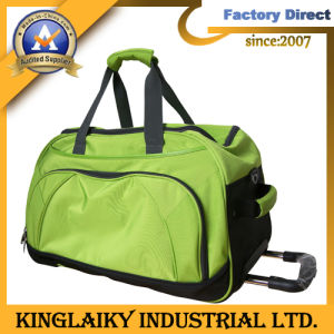 Customized Promotional Trolley Bag with Branding for Gift (KLB-010) pictures & photos