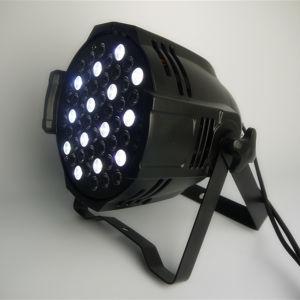 High Power PAR Can RGBW LED PAR 64 Light 54X3w pictures & photos