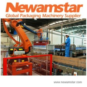 Automatic Robot Palletizing System for Production Line pictures & photos