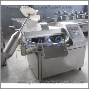 80L Meat Bowl Cutter for Sausage Processing pictures & photos