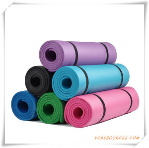 Promotion Gift for NBR Rubber Nr Yoga Mat pictures & photos