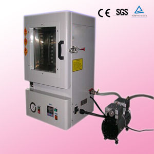 Digital Display Laboratory Large Vacuum Drying Oven with Pump pictures & photos