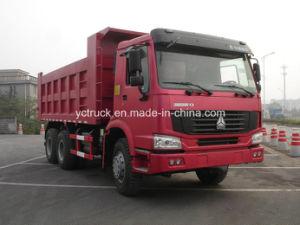 Sinotruk HOWO 6X4 Dump Truck