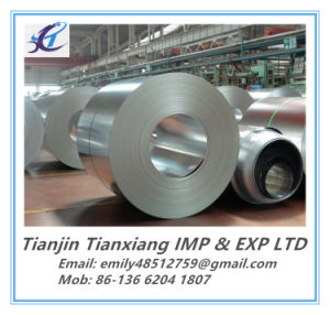 Soft Full Hard Z60 Hot Dipped Galvanized Steel Coil pictures & photos