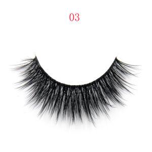 2015 Top Quality Decorated Silk False Eyelash