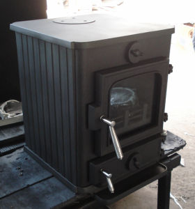 Multi Fuel Cast Iron Stove (FIPA053) , Fireplace pictures & photos